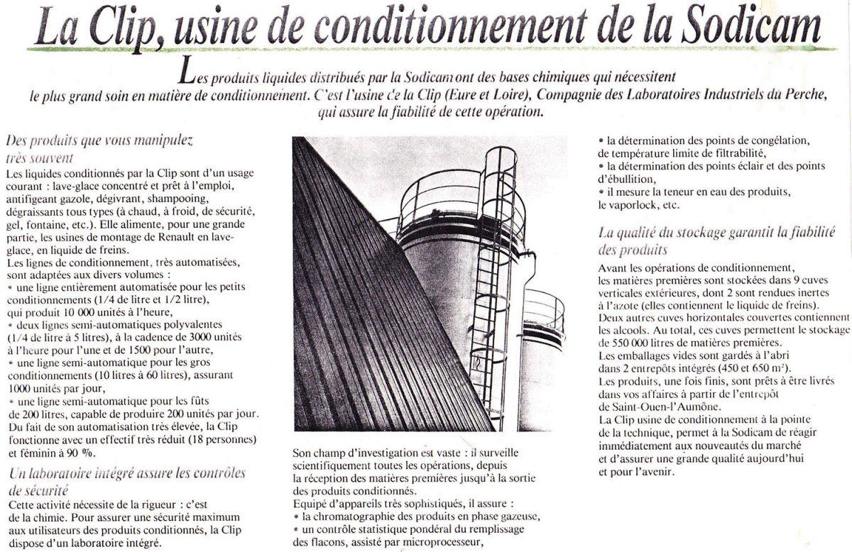 clip france presse et histoire usine